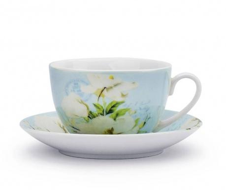 Ginerva Csésze és kistányér