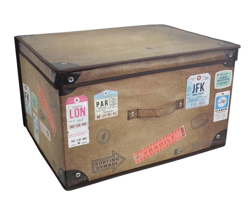 Sklopiva kutija za pohranu sa poklopcem Vintage