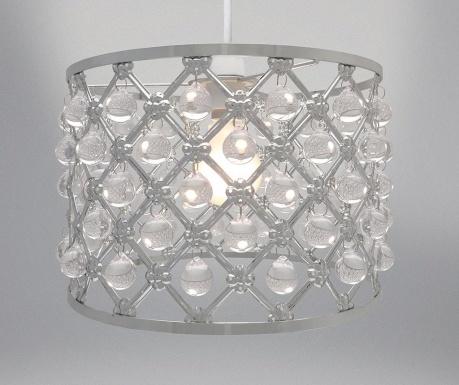 Senčilo za svetilko Bijou Silver S