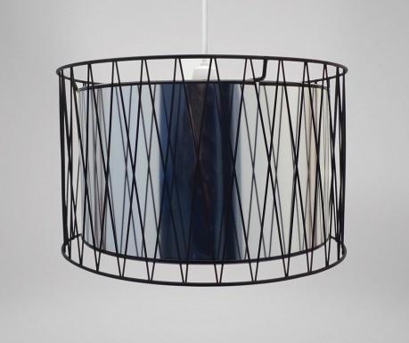 Meira Black Silver Lámpaernyő