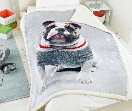 Одеяло Festive Dog 125x155 см