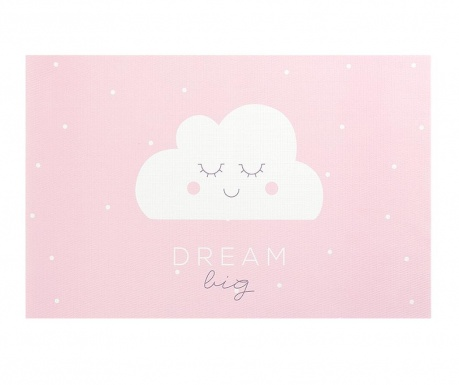 Individual Dream Big Pink 30x45 cm