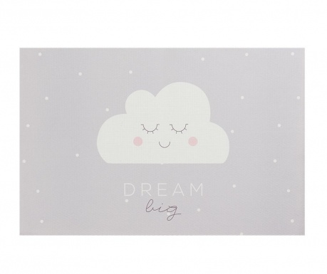 Individual Dream Big Grey 30x45 cm