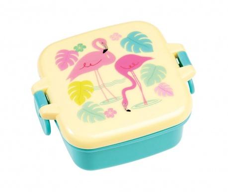 Kutija za hranu Flamingo