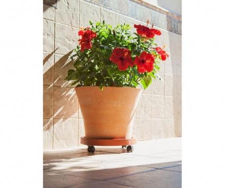 Terracia Mozgatható virágcserép tartó