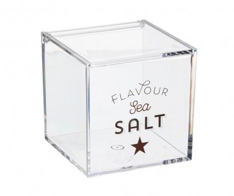 Recipient cu capac pentru sare Premium
