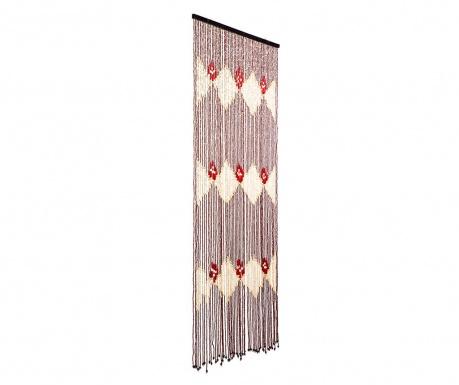 Záclona na dveře Tonkin 90x200 cm