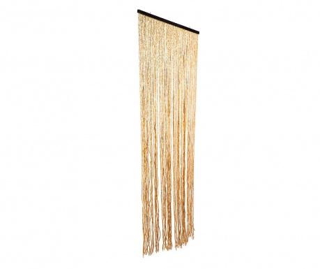 Záclona na dveře Shanghai 90x200 cm
