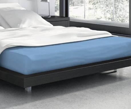 Долен чаршаф Modern Blue 160x200 см