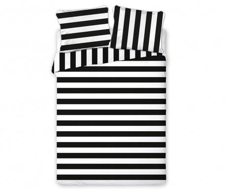 Σετ κλινοσκεπάσματα Double Ranforce Glamour Stripes