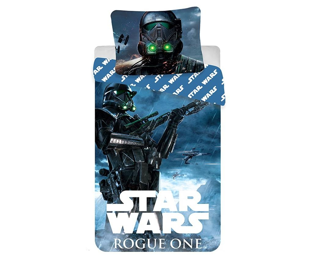 Posteljina Single Ranforce Star Wars Rogue One