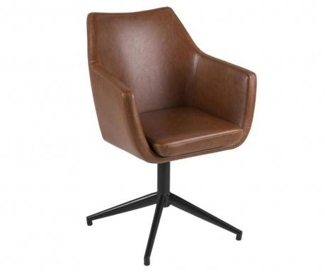 Rotirajuća stolica Nora Brandy