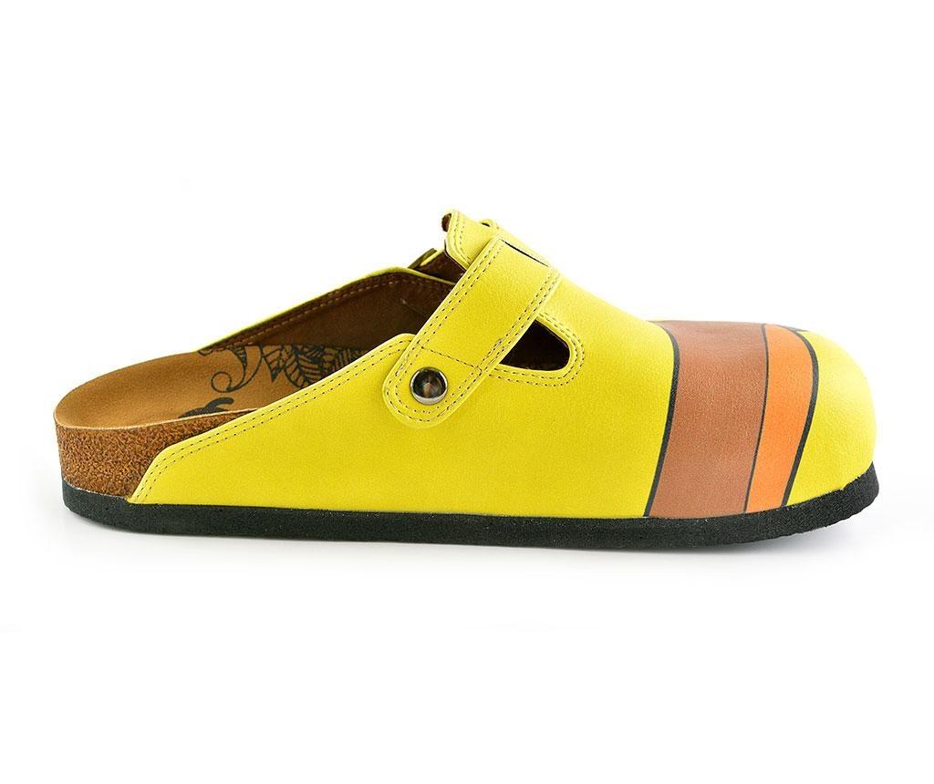 Dámské uzavřené pantofle Bernice 39