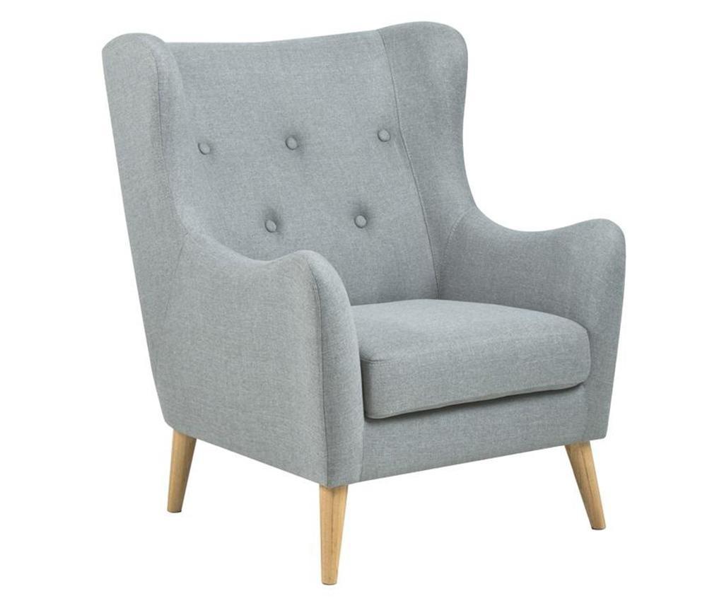 Fotelja Kamma Light Grey