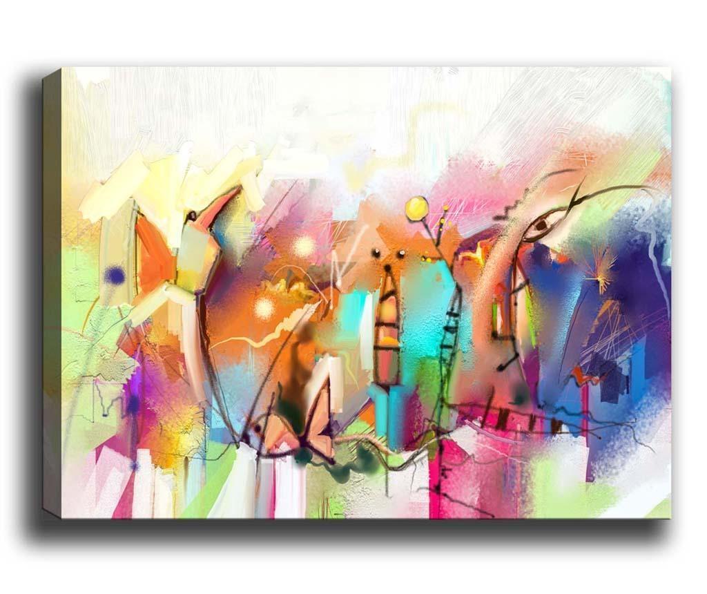 Slika Abstract Art 70x100 cm