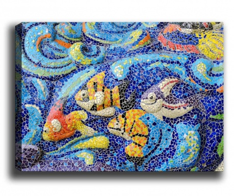 Slika Under the Sea 70x100 cm