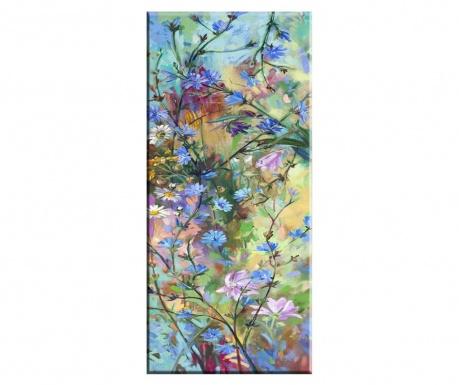 Field Flowers Kép 60x140 cm