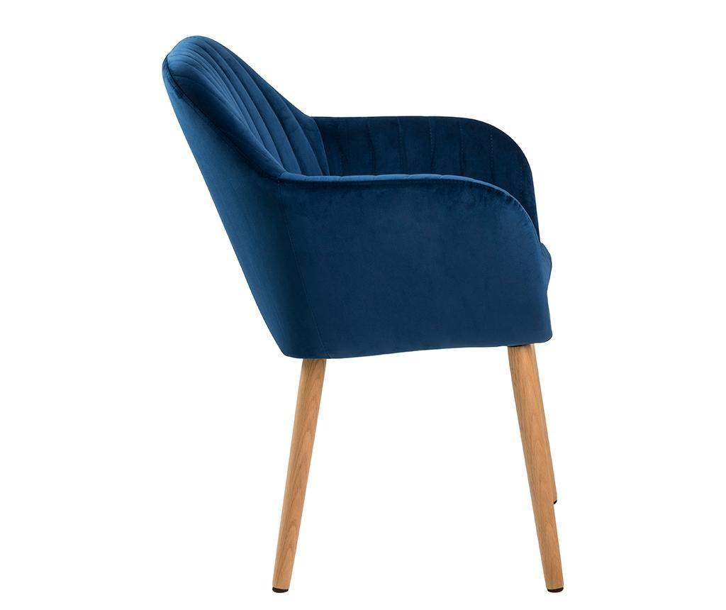 Stolica Emilia Dark Blue