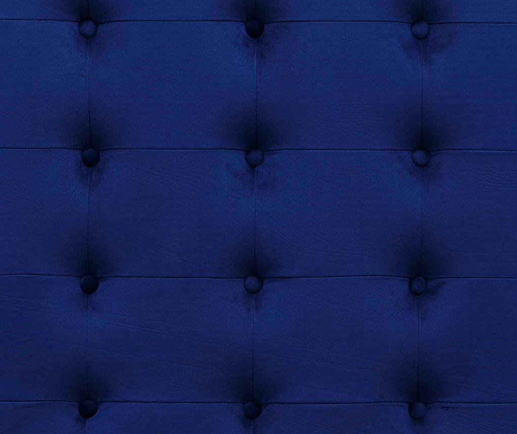 Pat Weave Full Blue