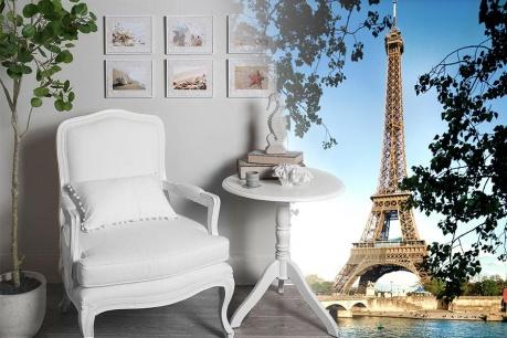 Приключение в Париж