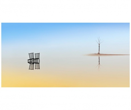 Obraz Illusion 50x100 cm