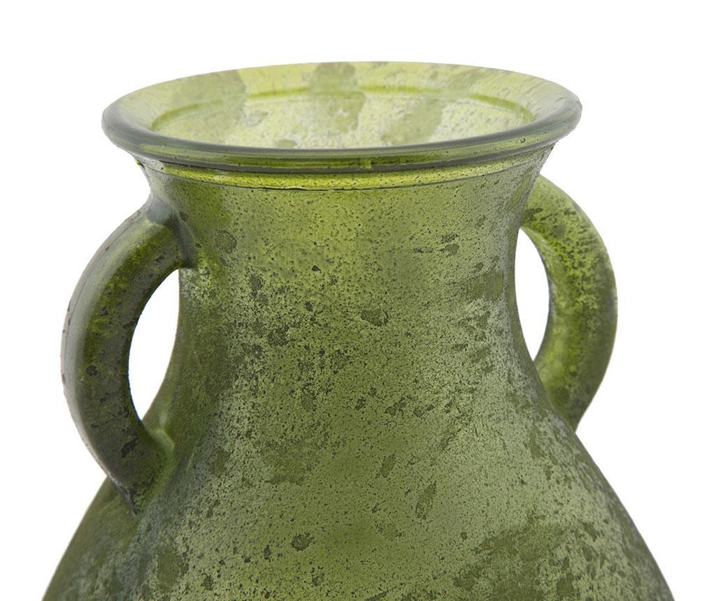 Váza Chad Short Green