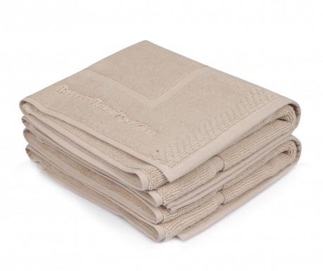 Zestaw 2 ręczników do stóp Jewel 50x86 cm