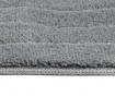 Gouadeloupe Grey Fürdőszobai szőnyeg 67x120 cm