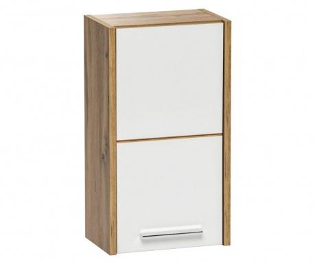 Cabinet Ibiza White and Wood