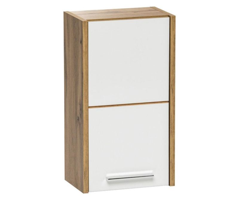 Cabinet Ibiza White and Wood