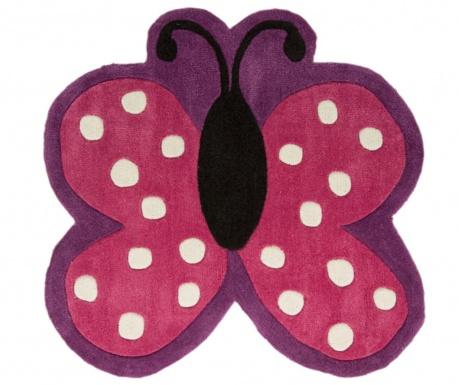 Dywan Polka Butterfly 90x90 cm