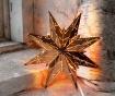 Decoratiune luminoasa Copper Star