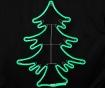 Decoratiune luminoasa pentru exterior The Tree