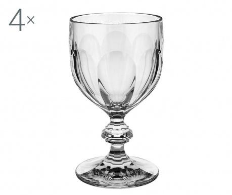 Сервиз 4 чаши за бяло вино Bernadotte 200 мл
