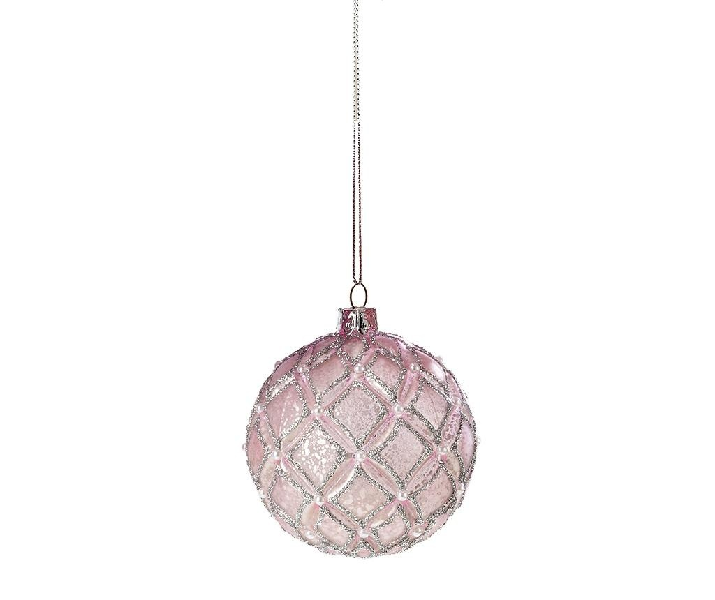 Glob decorativ Safina Special Light Pink