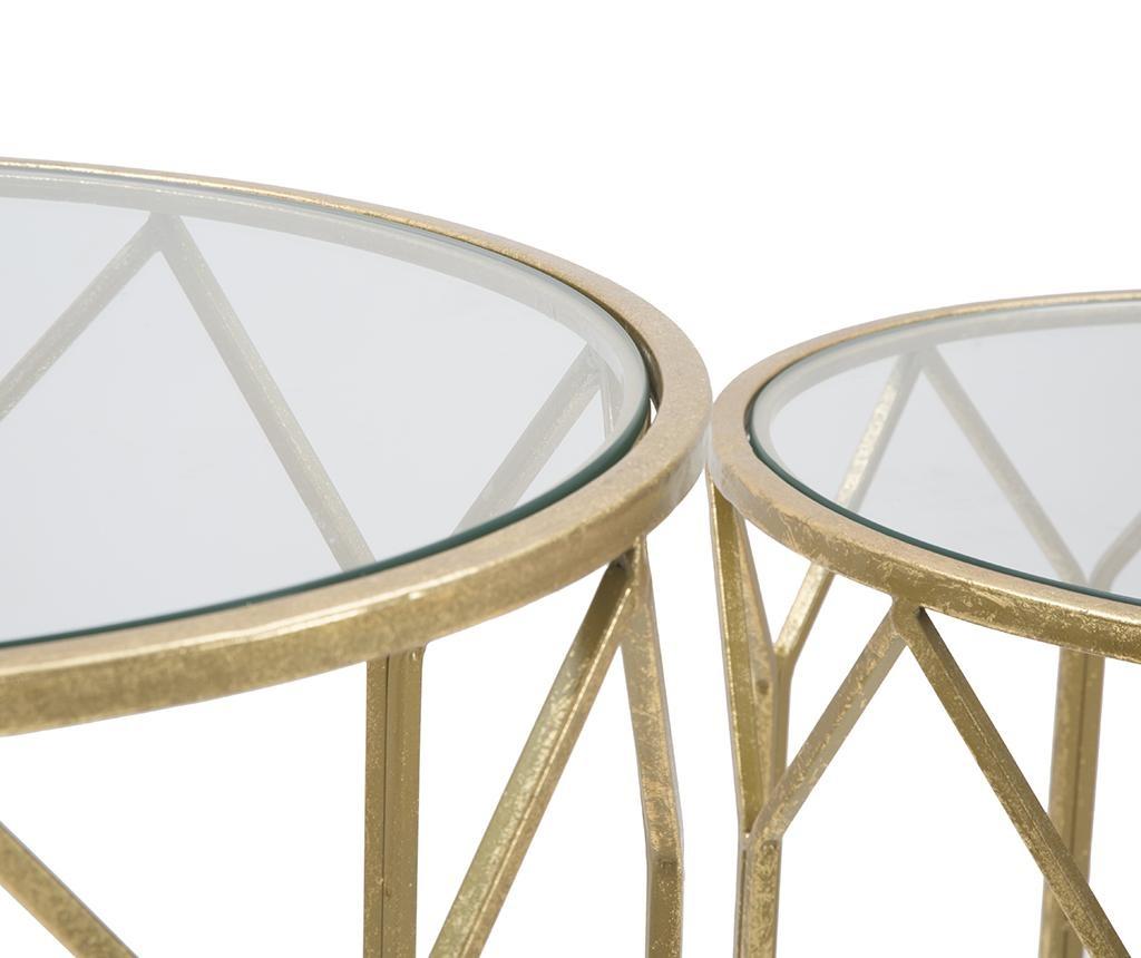Set 2 stolića za kavu Javier
