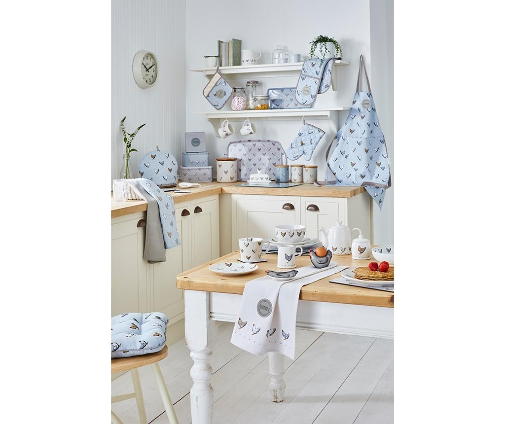 Set 3 prosoape de bucatarie Farmers Kitchen 45x65 cm
