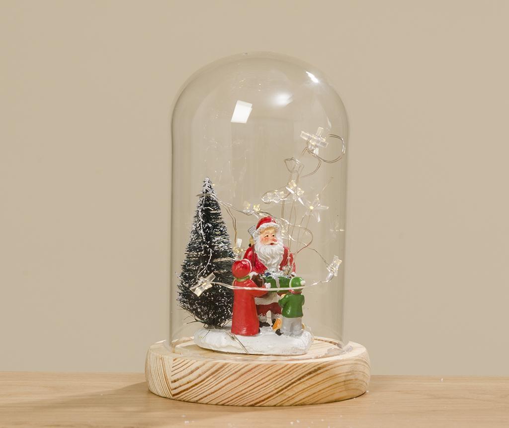 Decoratiune luminoasa Santa and Children
