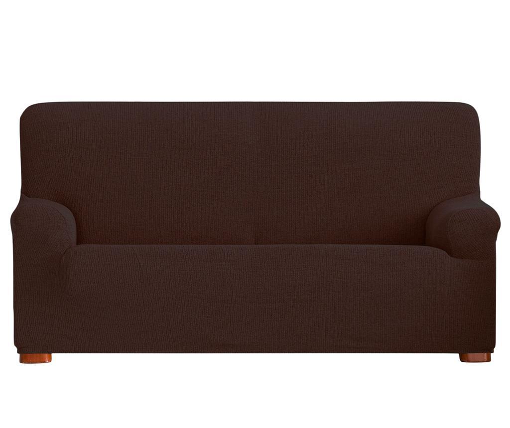 Dorian Brown Gumis kanapé védőhuzat 180-210 cm