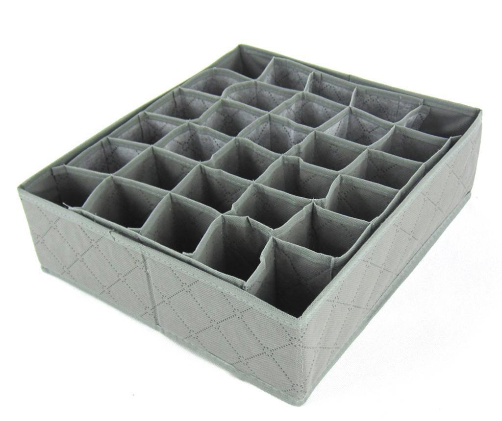 Organizator pentru sertar Fosy Grey