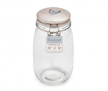 Farmers Kitchen Cream Befőttesüveg fedővel 1.5 L