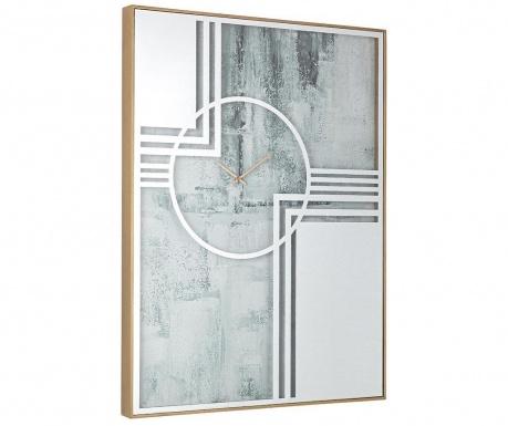 Slika sa satom Glace Grey 60x80 cm
