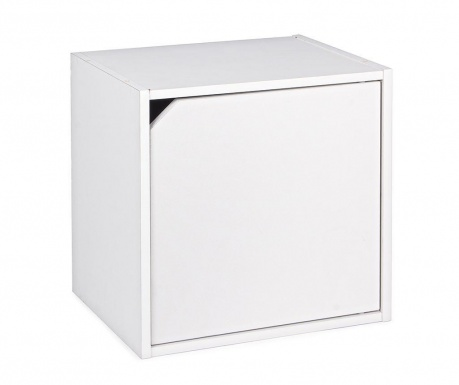 Modularni element Cube Door White