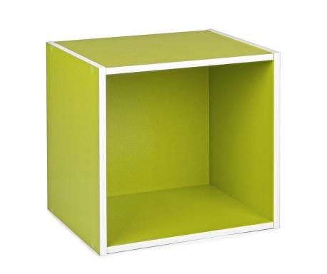 Modularna polica Cube Green