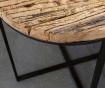 Bellary Round Dohányzóasztal