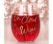 Pahar On Cloud Wine 350 ml