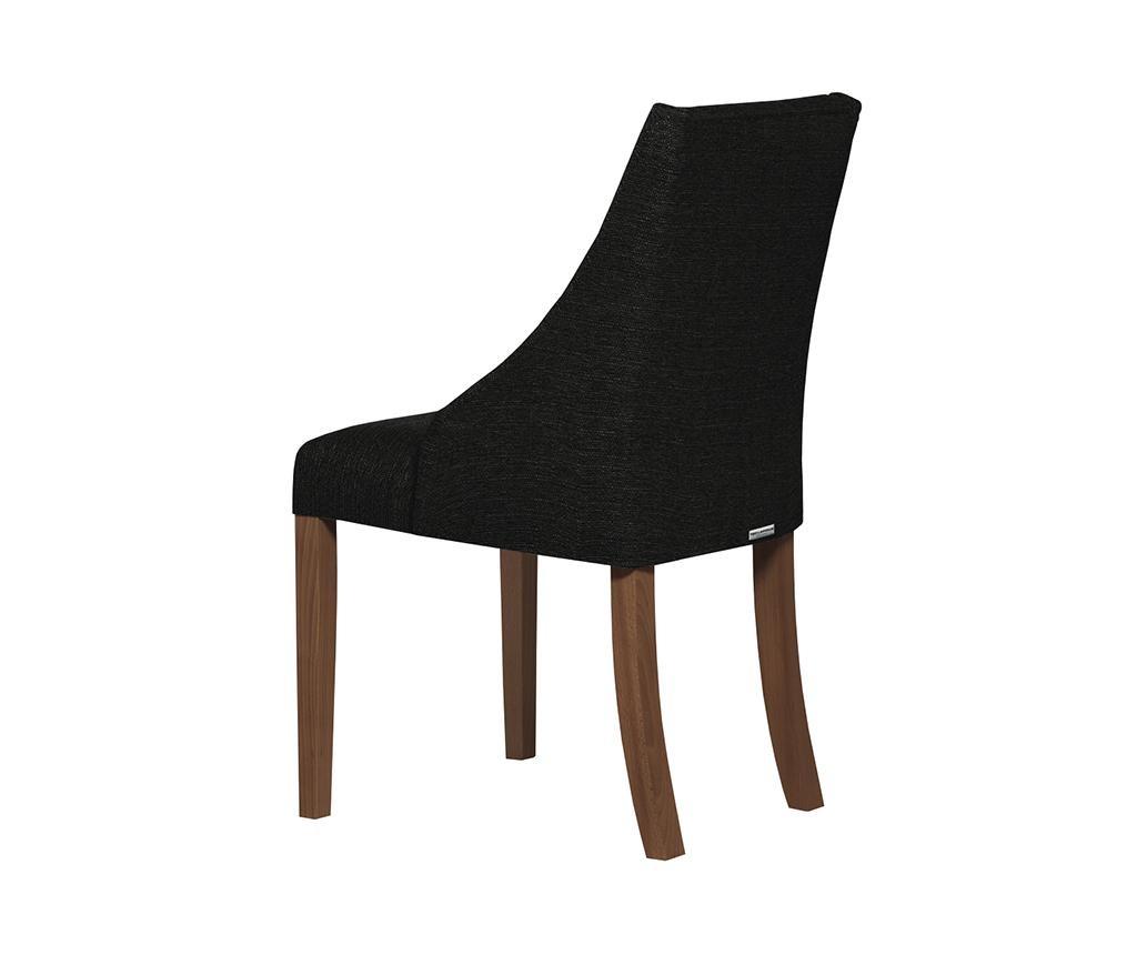Set 4 scaune Absolu Brown Black