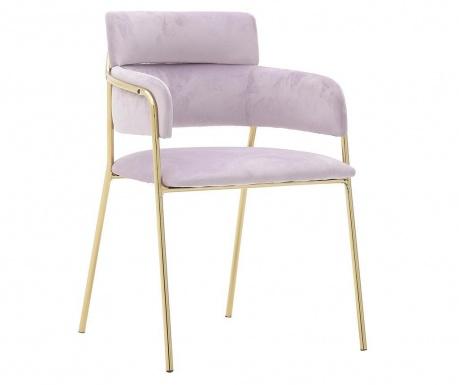 Stol Velene Pink
