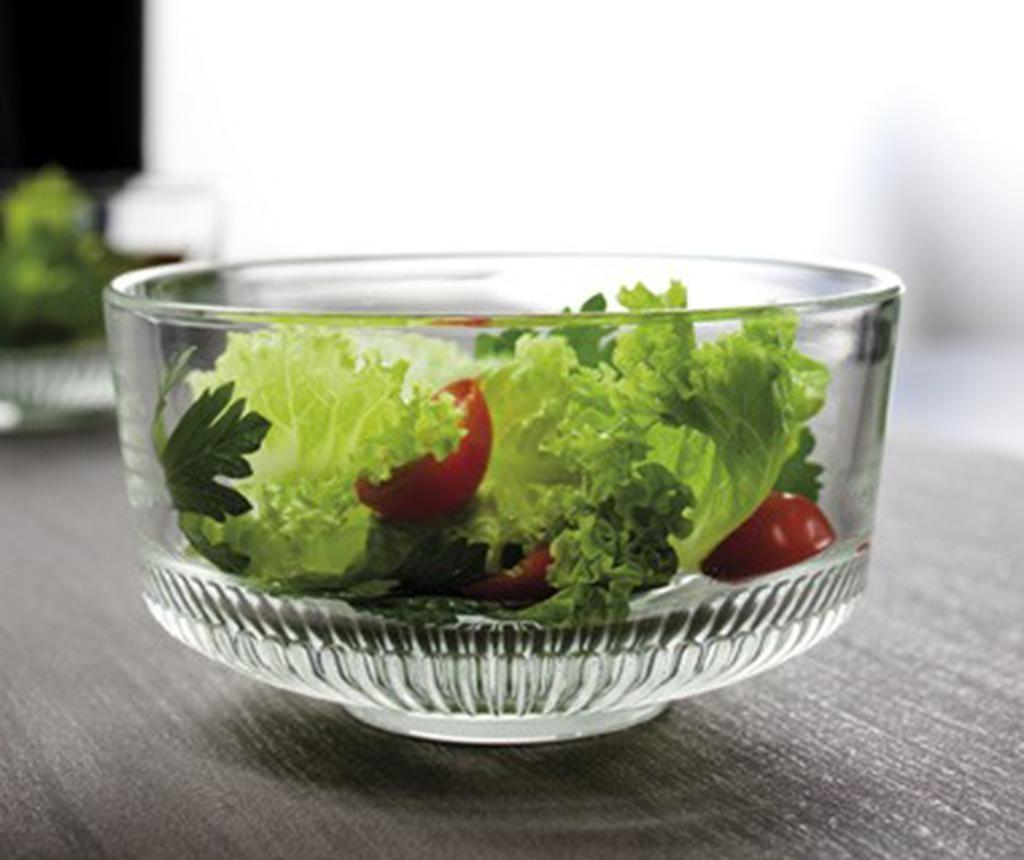 Set 6 boluri pentru salata Saintonge 600 ml