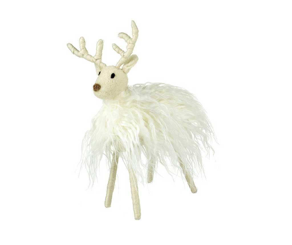 Decoratiune Reindeer Fluff